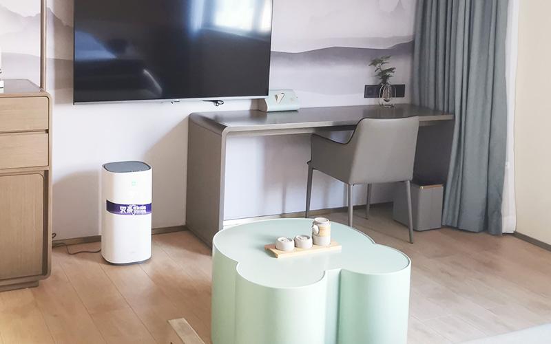 智慧酒店潔凈空氣解決方案